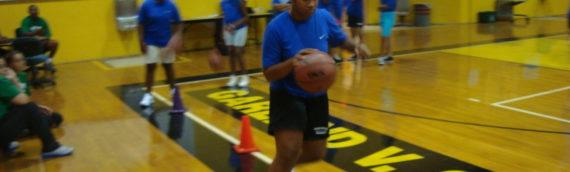 PlaySmart OKC supports girls' basketball team