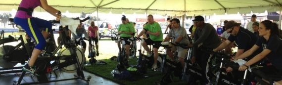 PlaySmart Shines at Spin for Kids!