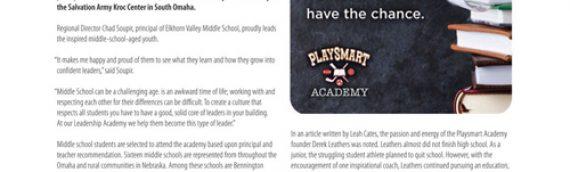 mQuarterly Spotlight on PlaySmart